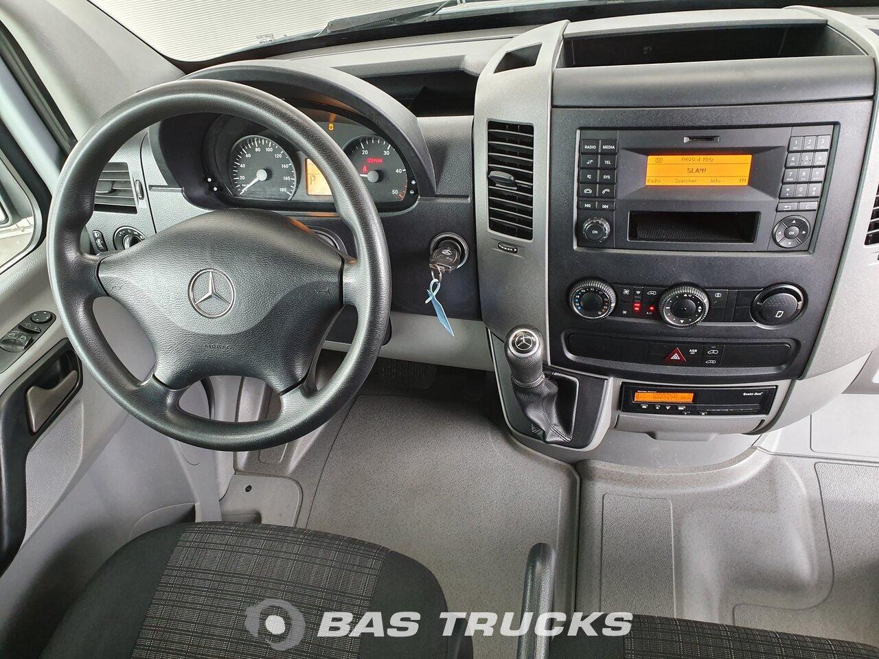 For sale at BAS Trucks: Mercedes Sprinter 4X2 02/2015