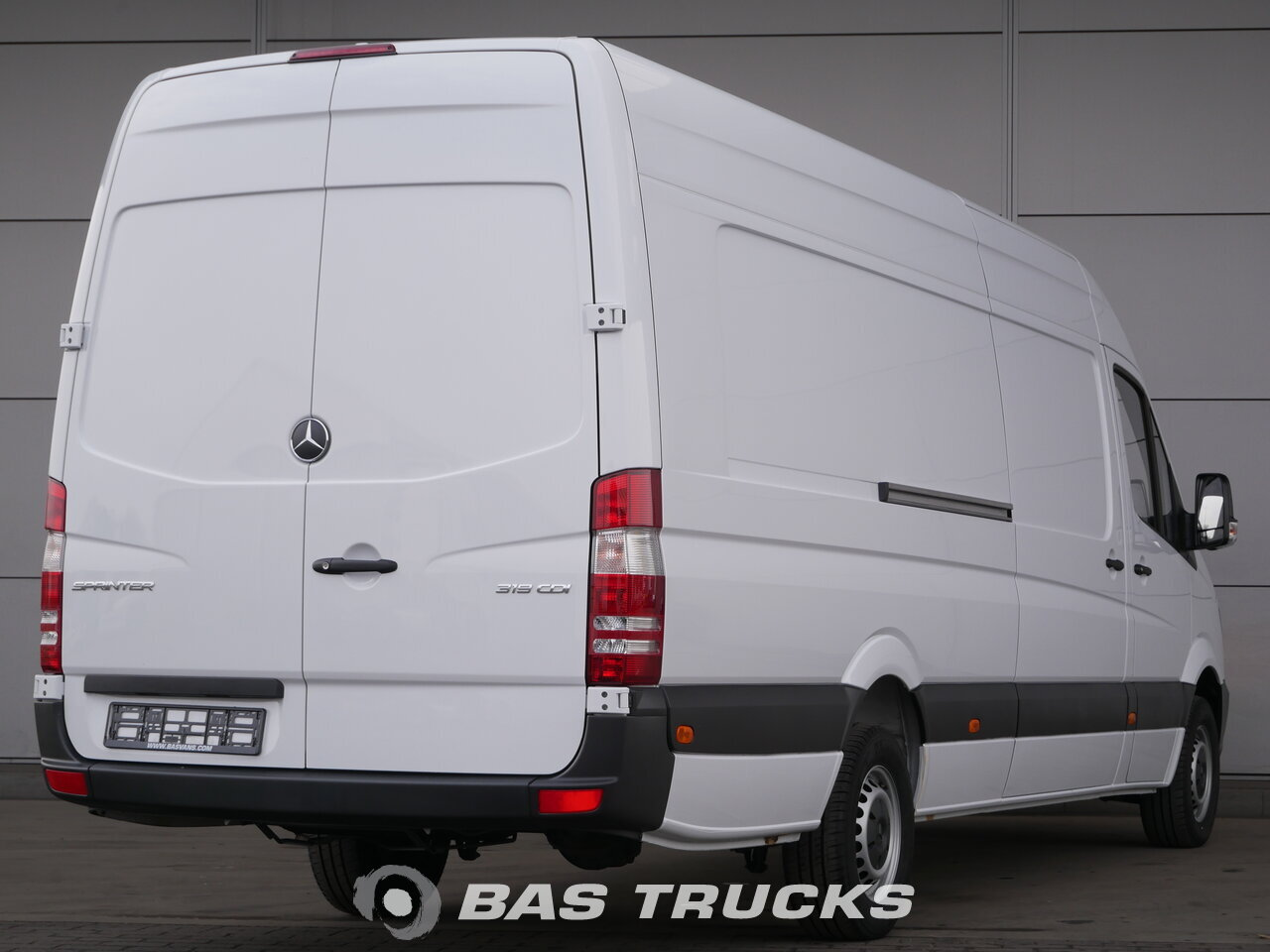 photo of Used Light commercial vehicle Mercedes Sprinter 2018