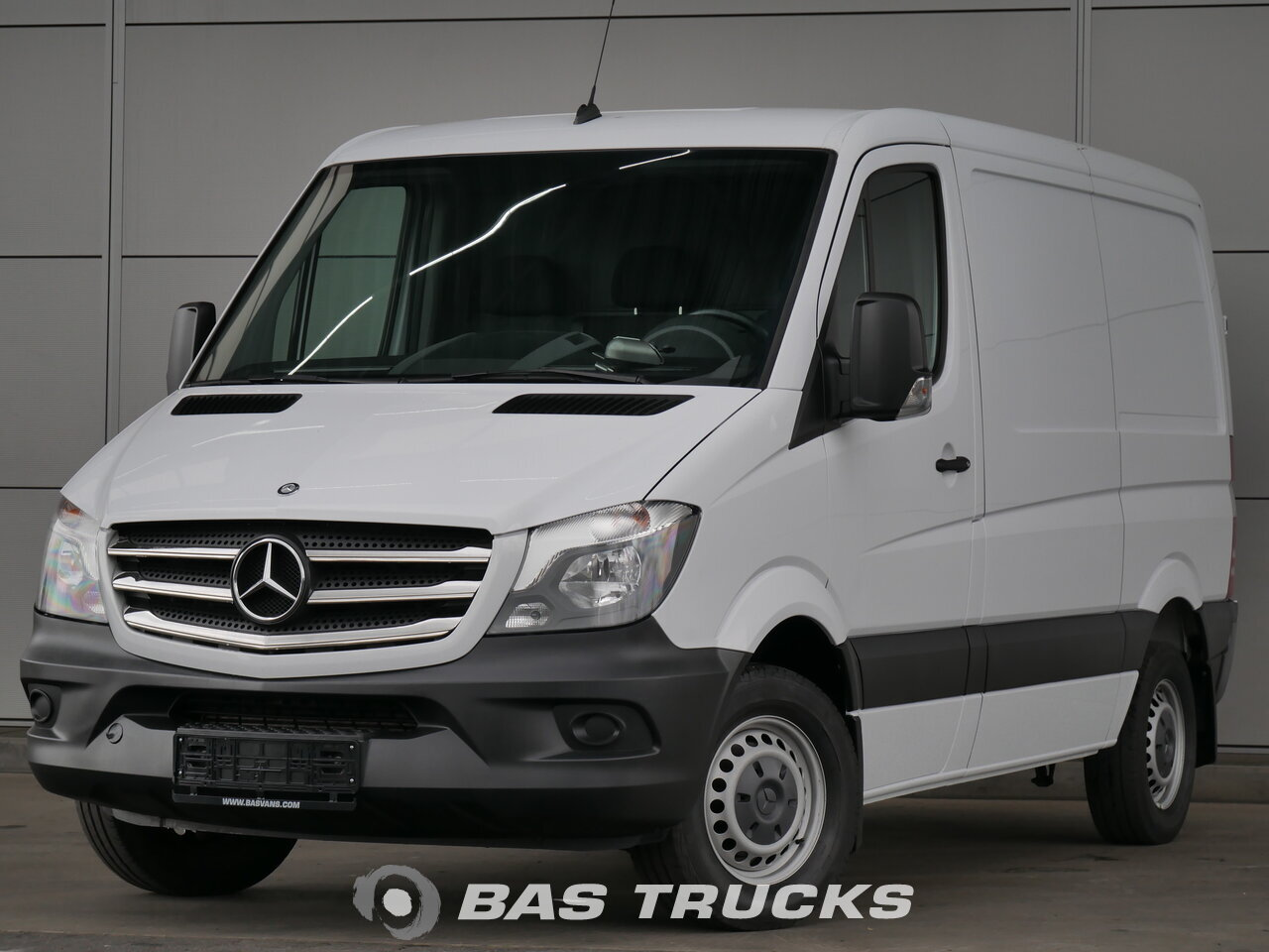 photo of Used Light commercial vehicle Mercedes Sprinter 213 CDI 2014