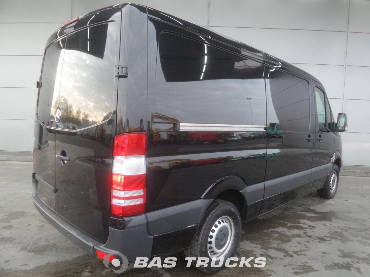 mercedes sprinter 313 light commercial vehicle 15900 bas trucks. Black Bedroom Furniture Sets. Home Design Ideas