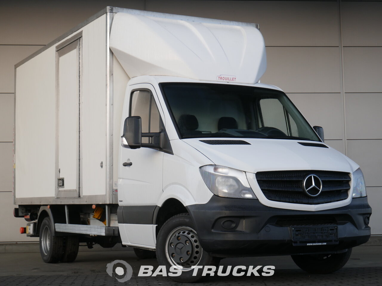 photo of Used Light commercial vehicle Mercedes Sprinter 514 2016