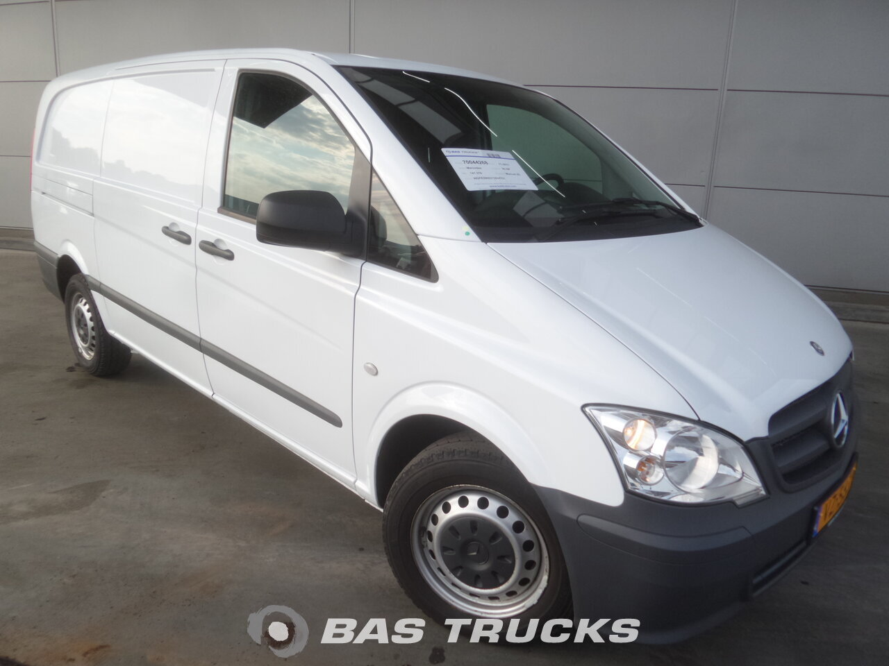 For sale at BAS Trucks: Mercedes Vito 4X2 11/2011