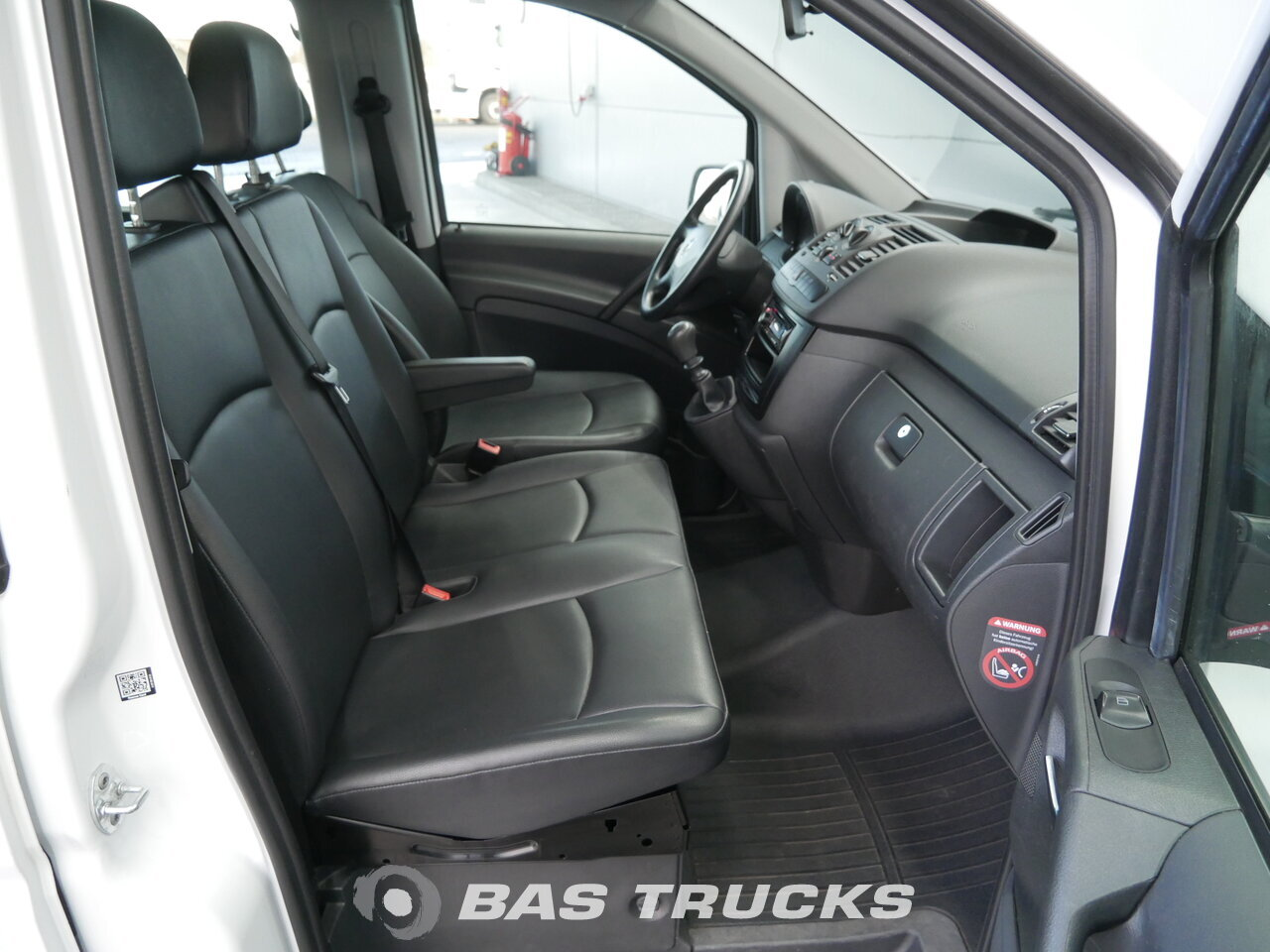 photo of Used Light commercial vehicle Mercedes Vito 2014