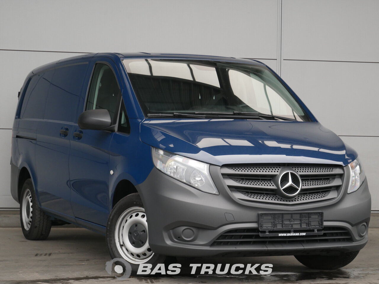 photo of Used Light commercial vehicle Mercedes Vito 2015