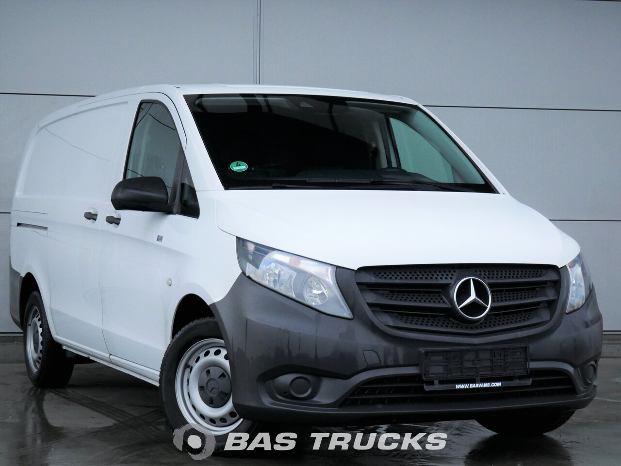 For sale at BAS Trucks: Mercedes Vito 06/2015