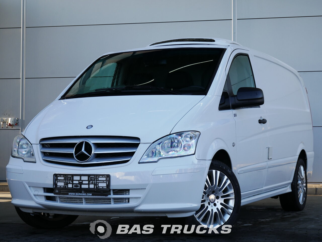 For sale at BAS Trucks: Mercedes Vito 01/2015
