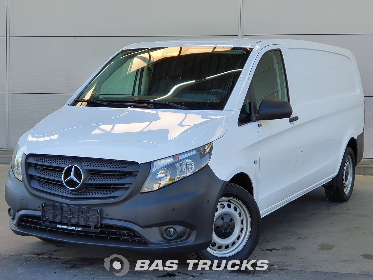For sale at BAS Trucks: Mercedes Vito 03/2016
