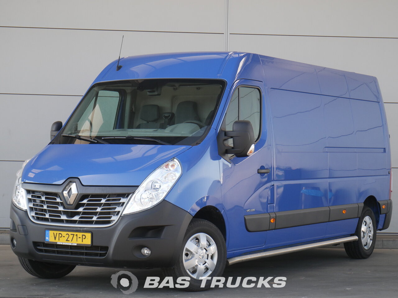 Renault Master Light Commercial Vehicle Euro Norm 5 14400 Bas Trucks