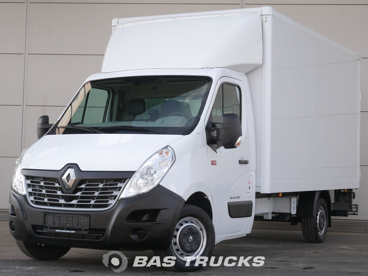 photo of Used Light commercial vehicle Renault Master 2016