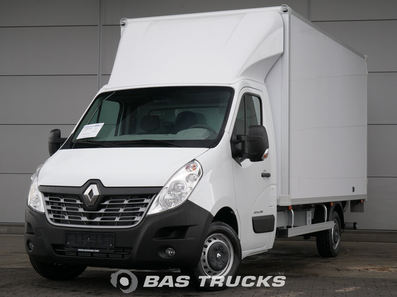 photo of Used Light commercial vehicle Renault Master 2017