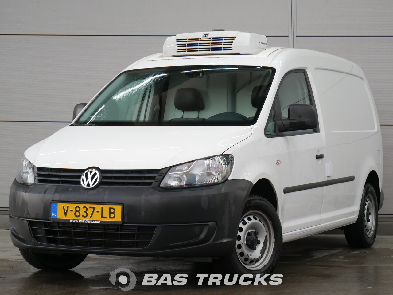 photo of Used Light commercial vehicle Volkswagen Caddy 2012