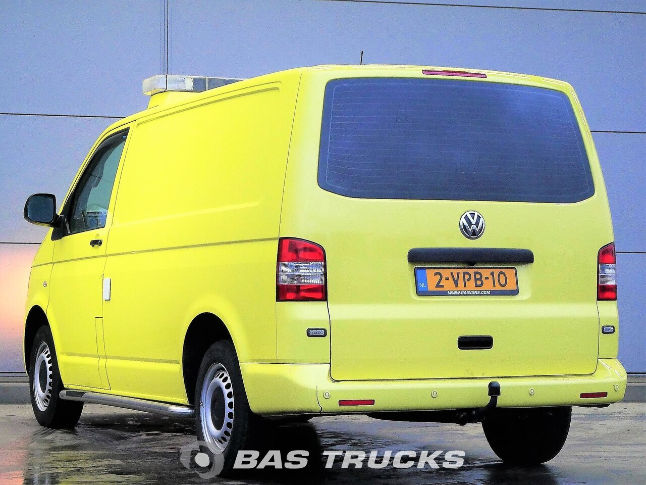 photo of Used Light commercial vehicle Volkswagen Transporter 2011