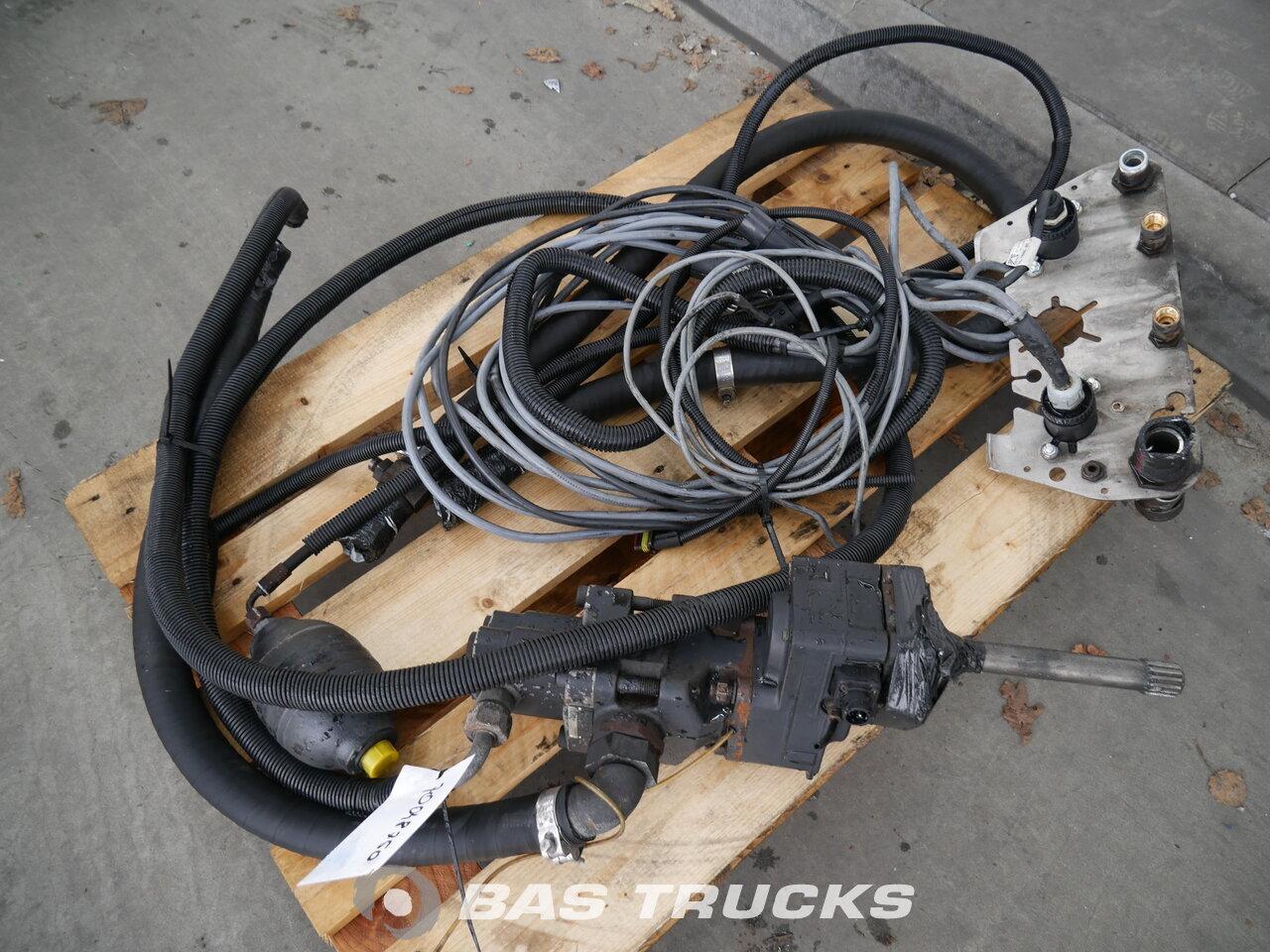 Fénykép: Used Razno Hydraulik Set Autotransporter Set 2008