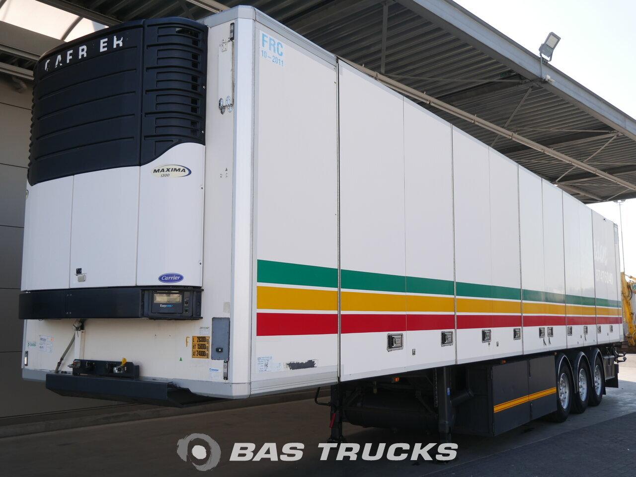 photo of Used Semi-trailer HFR Palettenkasten Axels 2003