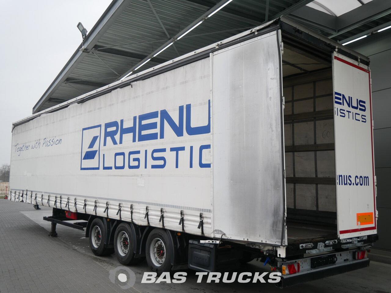 photo of Used Semi-trailer KOGEL Mega Hubdach S24 Axels 2013