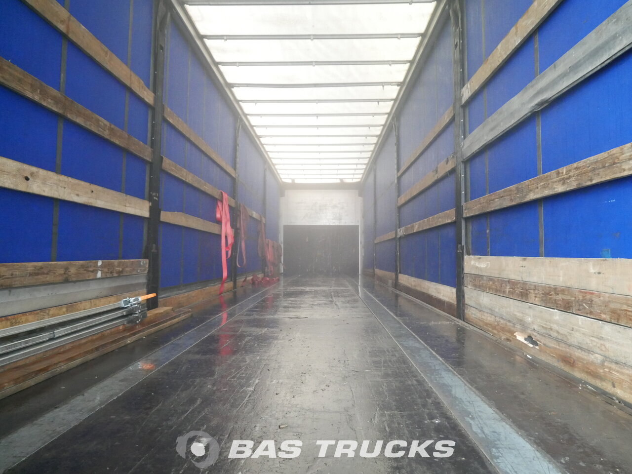 photo of Used Semi-trailer KOGEL S24 Axels 2011