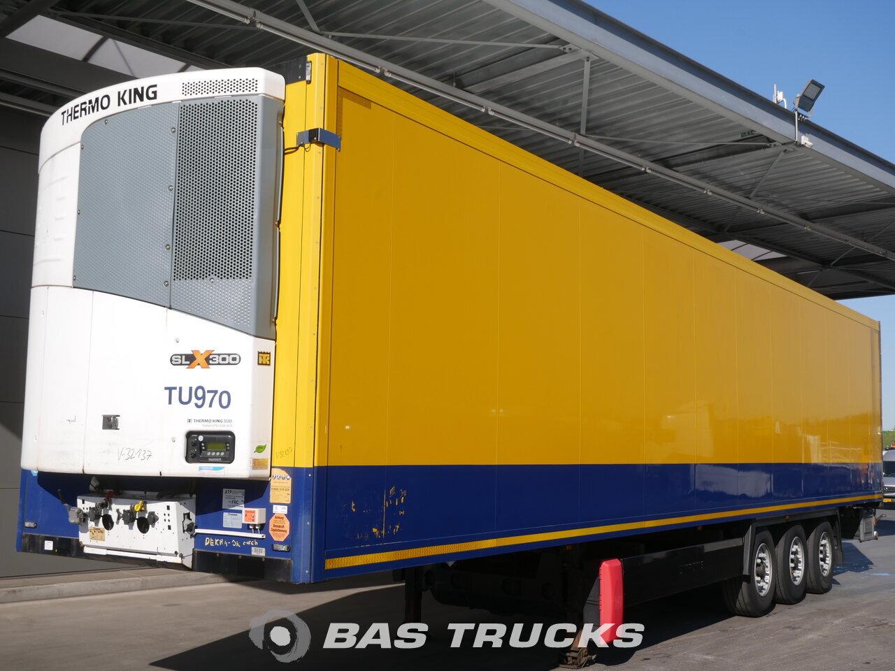 photo of Used Semi-trailer Krone Doppelstock SD Axels 2011