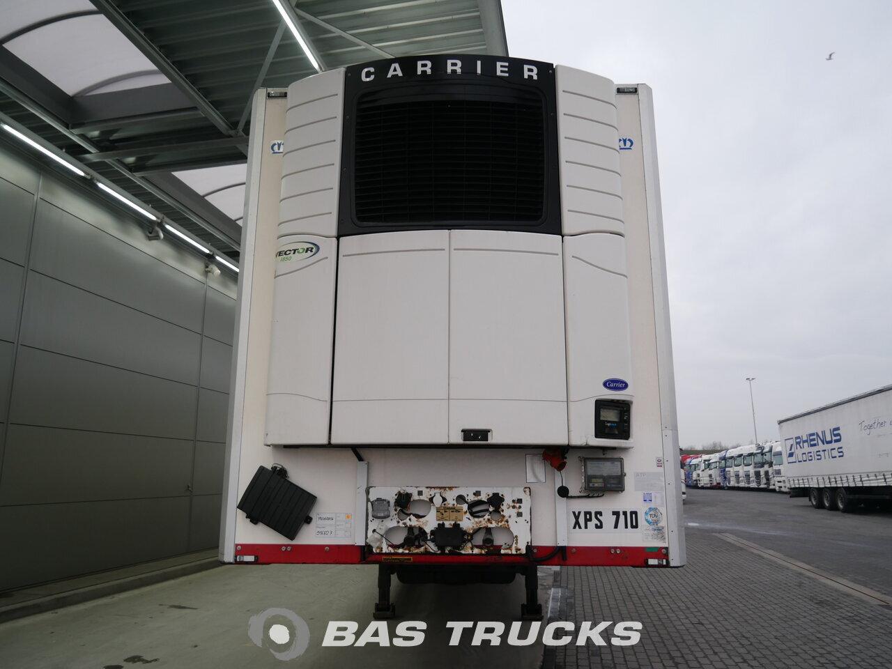 photo of Used Semi-trailer Krone Liftachse Doppelstock SD Axels 2011