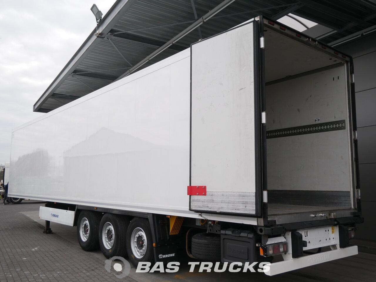 photo of Used Semi-trailer Krone SD 3 Axels 2012