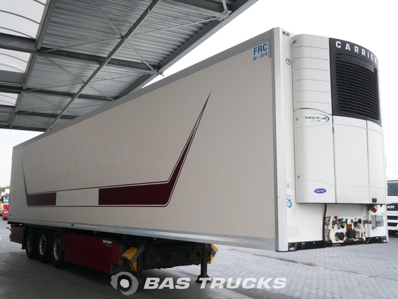 photo of Used Semi-trailer Krone SD Axels 2012