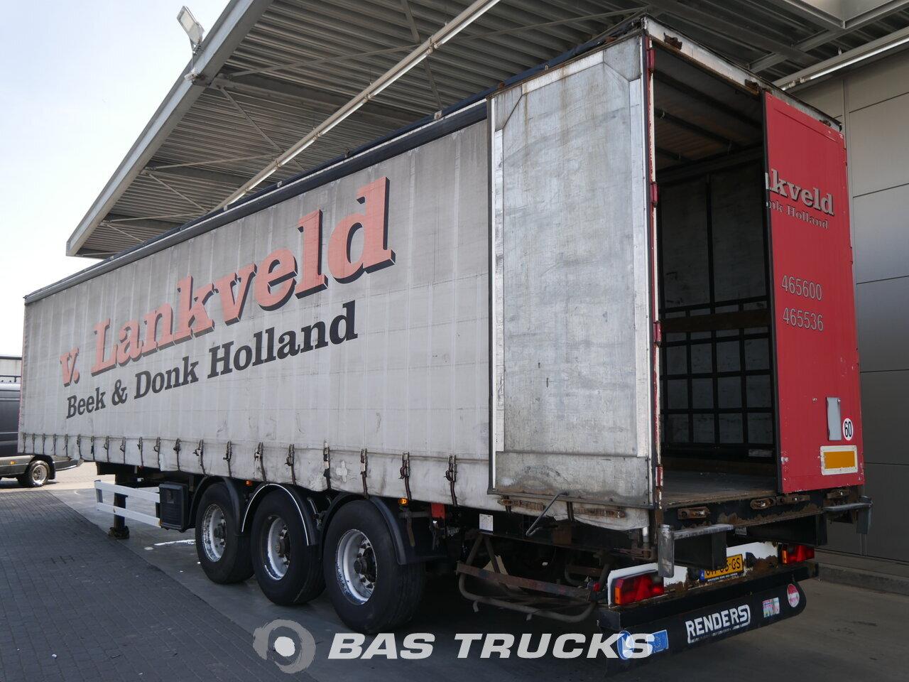 For sale at BAS Trucks: Renders Hartholz-Bodem Anti-Vandalimus-Plane B302  07/2003