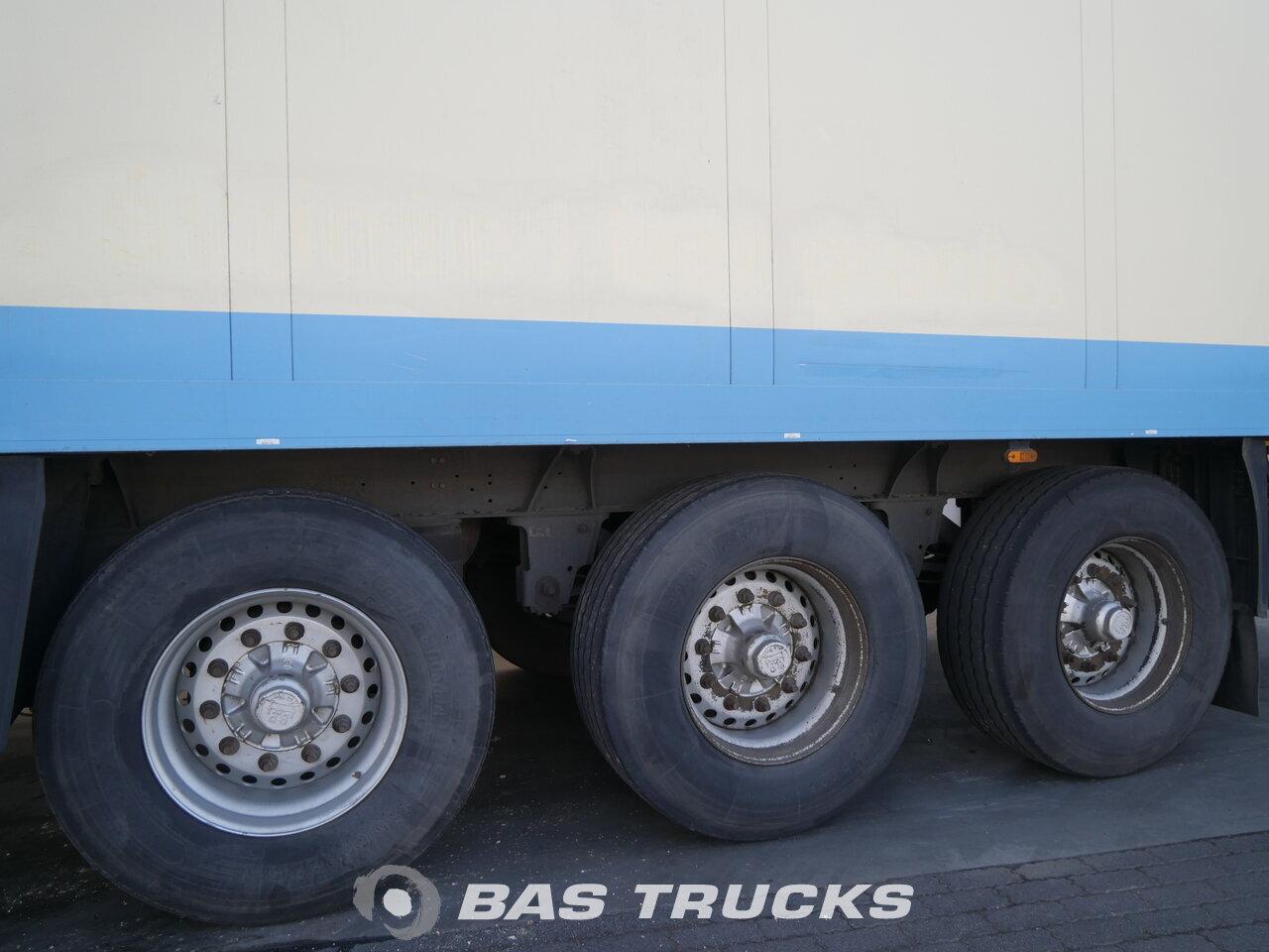 photo of Used Semi-trailer Schmitz Doppelstock SKO24 Axels 2006