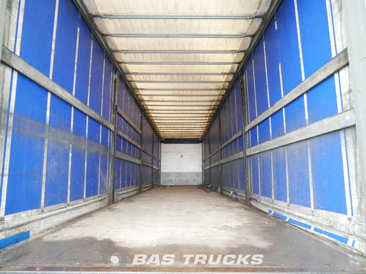 photo of Used Semi-trailer Schmitz S01 Axels 2002
