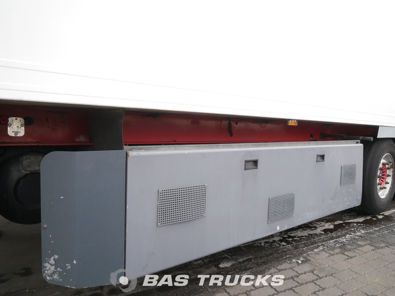 photo of Used Semi-trailer Sor Iberica SP 72 Axels 2011