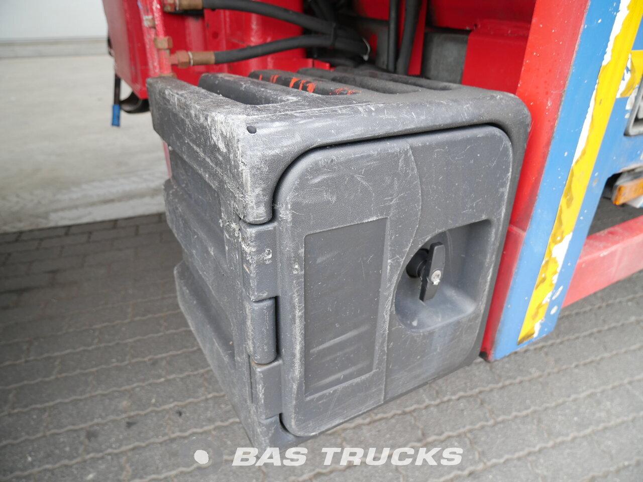 photo of Used Semi-trailer Stokota 2x Ausziehbar Bis 22m90 cm 5xLenkachse 1xLiftachse S6U.H5-01 Axels 2008