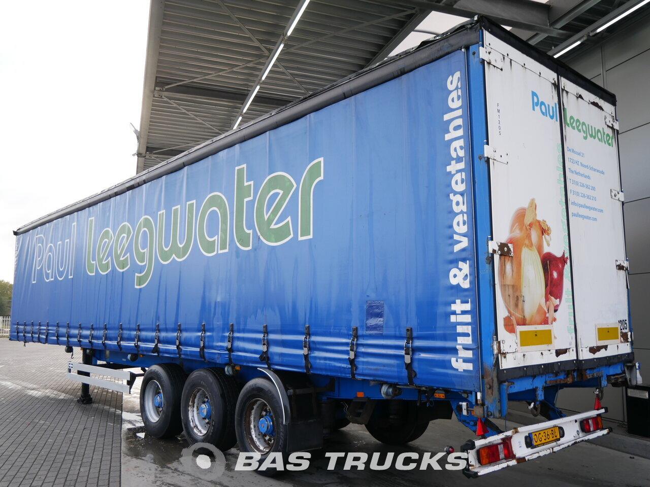 photo of Used Semi-trailer Van Hool 3B2010 Axels 1999