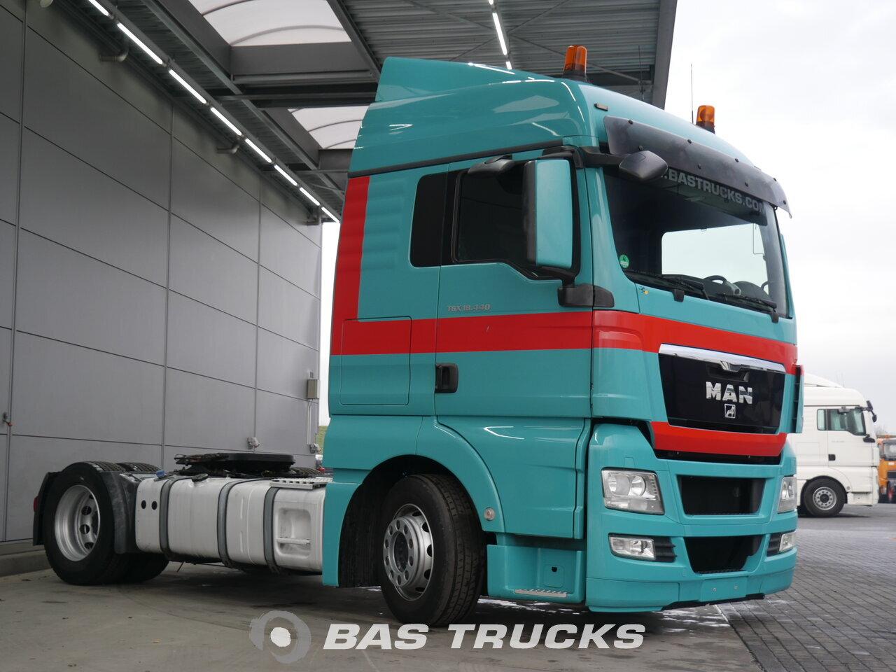 Fénykép: Used Tegljač MAN TGX 18.440 XLX 4X2 2012