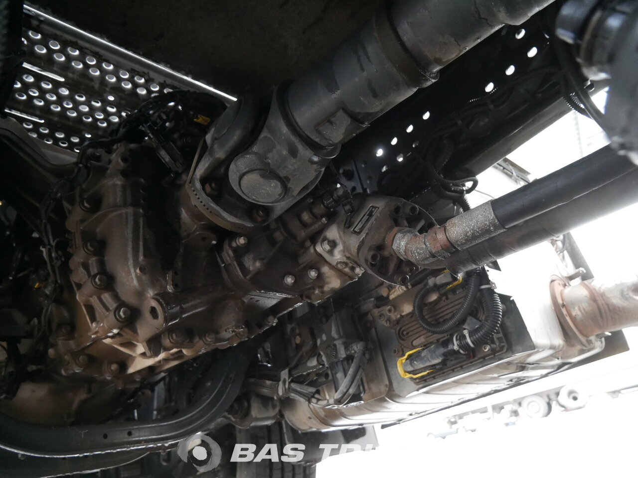 Fénykép: Used Tegljač Mercedes Actros 1840 LS 4X2 2014
