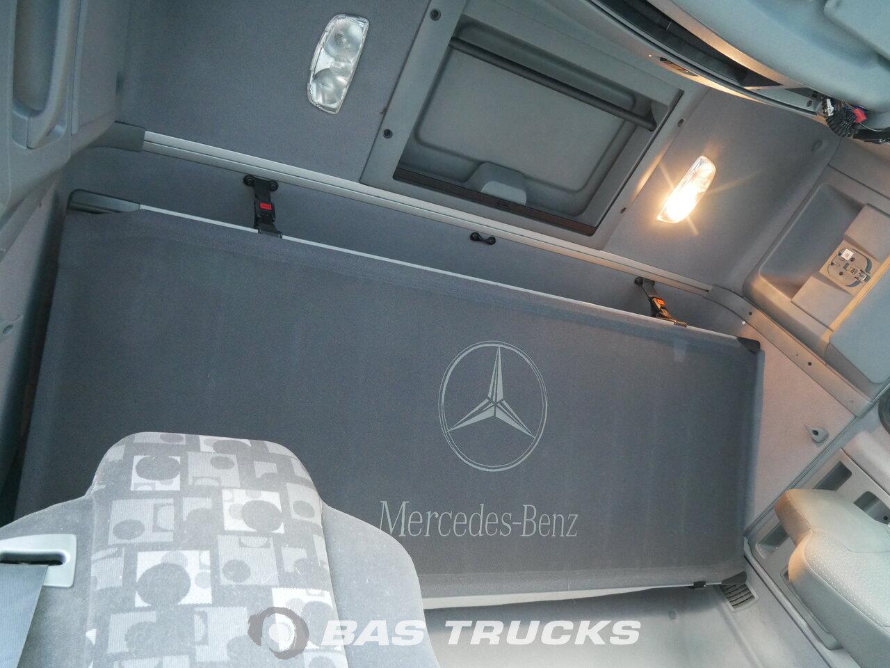 Fénykép: Used Tegljač Mercedes Actros 1841 LS 4X2 2008