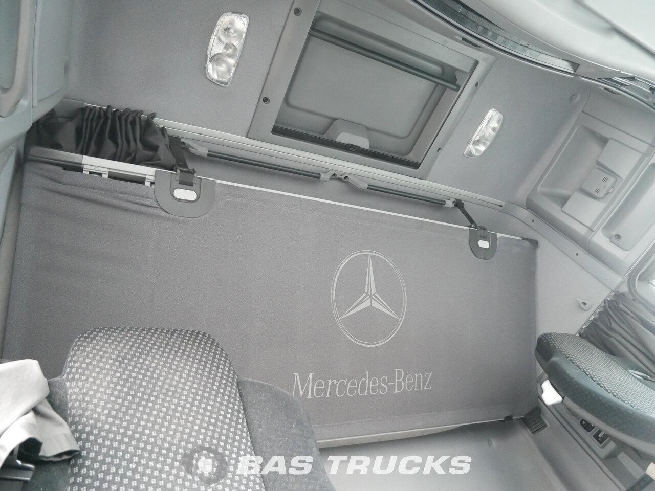 Fénykép: Used Tegljač Mercedes Actros 1844 LS 4X2 2008