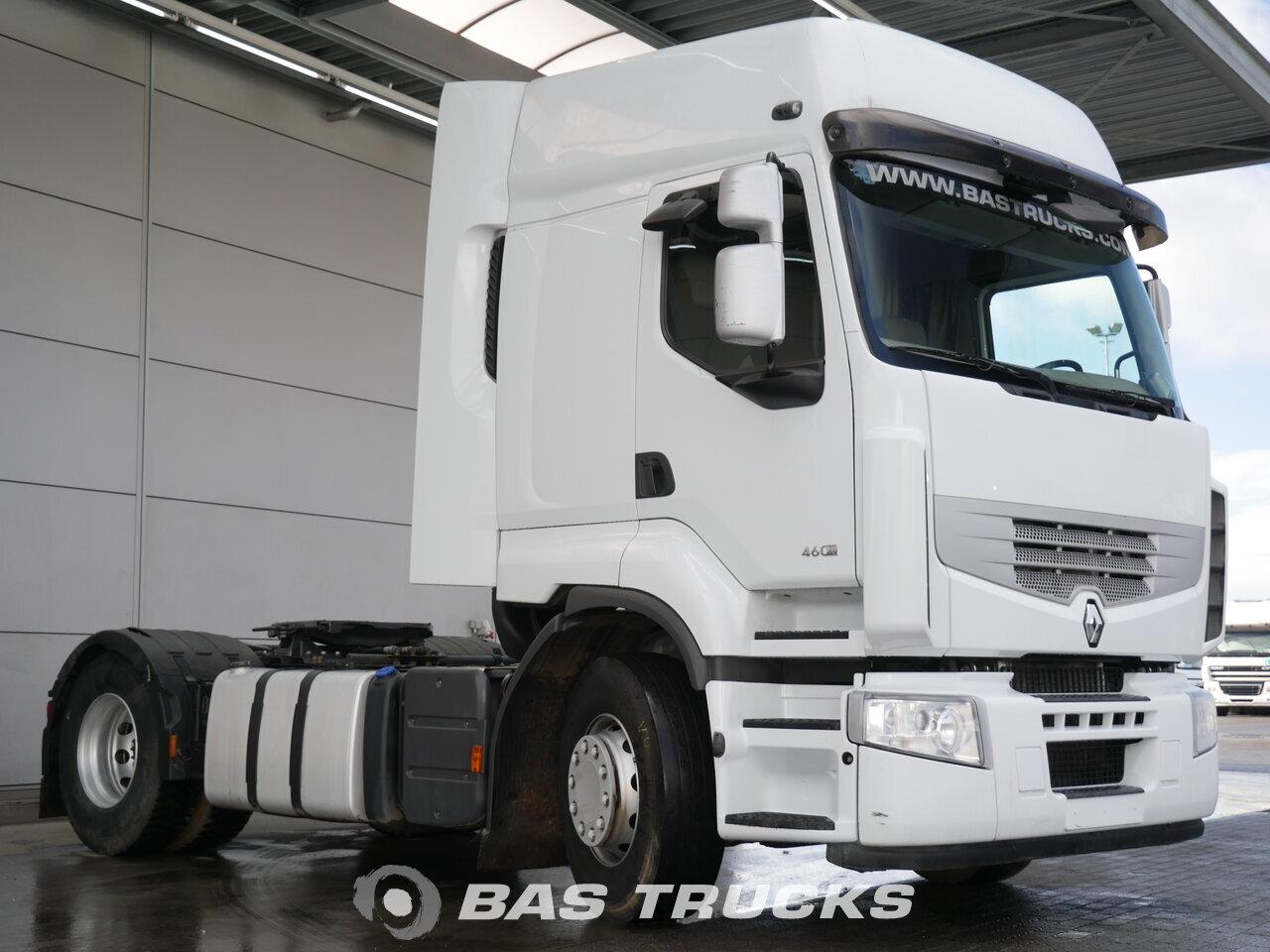Fénykép: Used Tegljač Renault Premium 460 4X2 2012