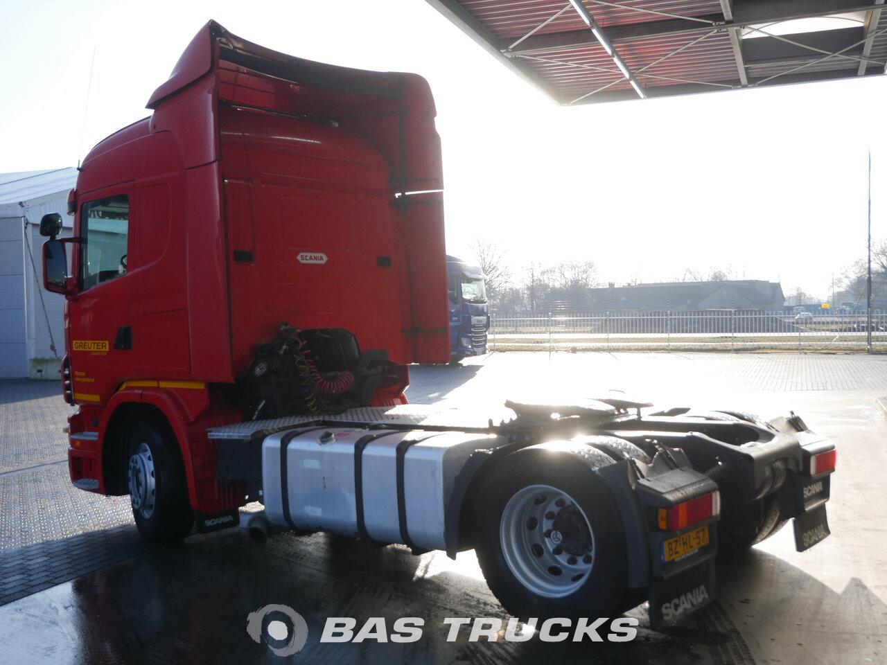 Fénykép: Used Tegljač Scania G360 4X2 2011