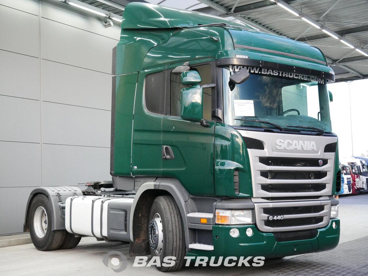 Fénykép: Used Tegljač Scania G440 4X2 2012