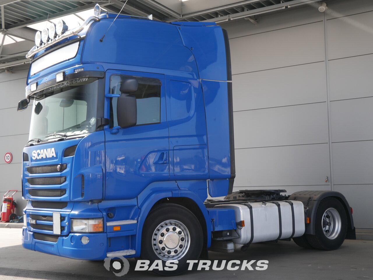 Fénykép: Used Tegljač Scania R440 4X2 2011