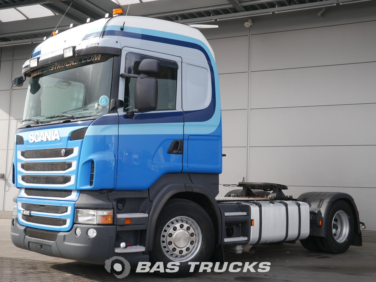 Fénykép: Used Tegljač Scania R440 4X2 2012