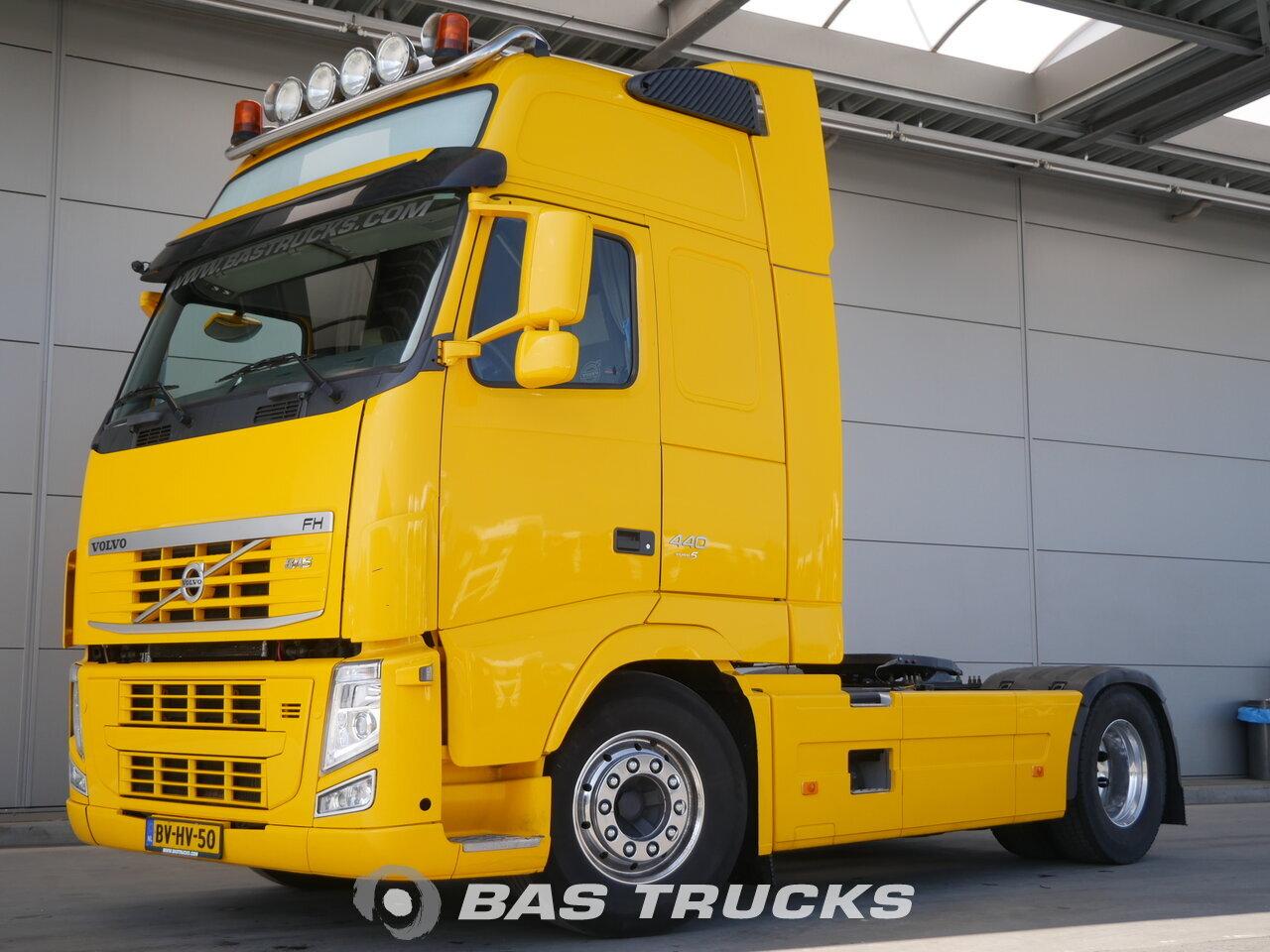 Fénykép: Used Tegljač Volvo FH 440 XL 4X2 2008