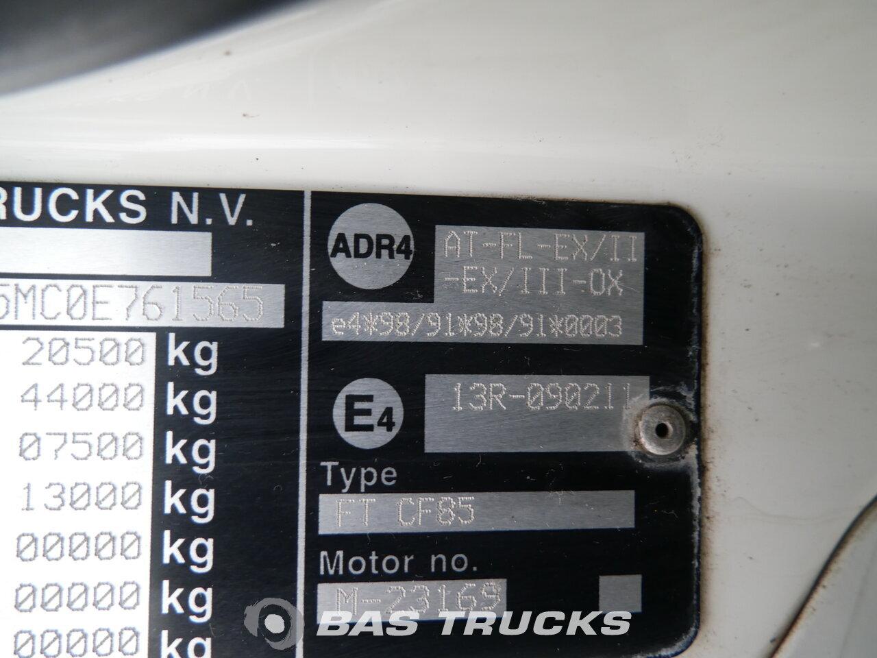 photo of Used Tractorhead DAF CF85.410 4X2 2007