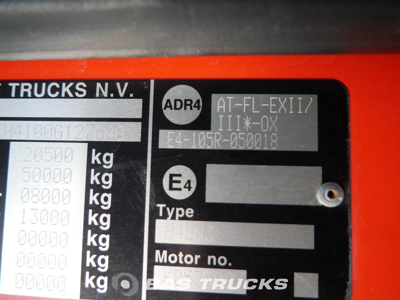 photo of Used Tractorhead DAF XF 440 Unfall Fahrbereit 4X2 2016