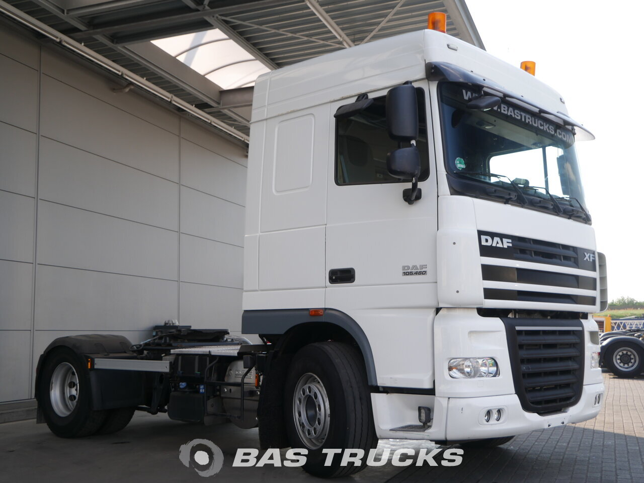 photo of Used Tractorhead DAF XF105.460 4X2 2012