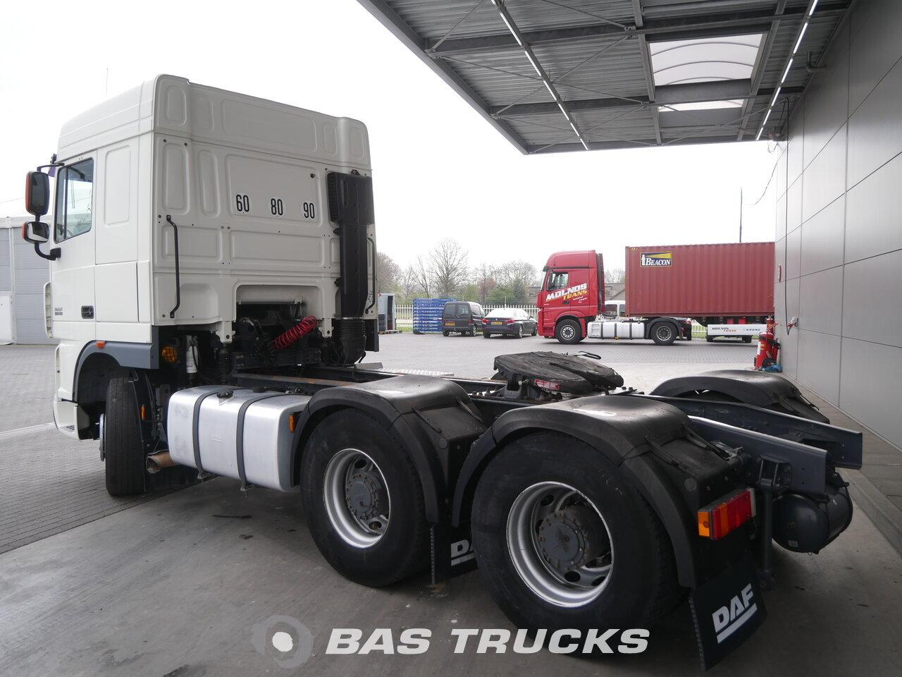 photo of Used Tractorhead DAF XF105.510 6X4 2011