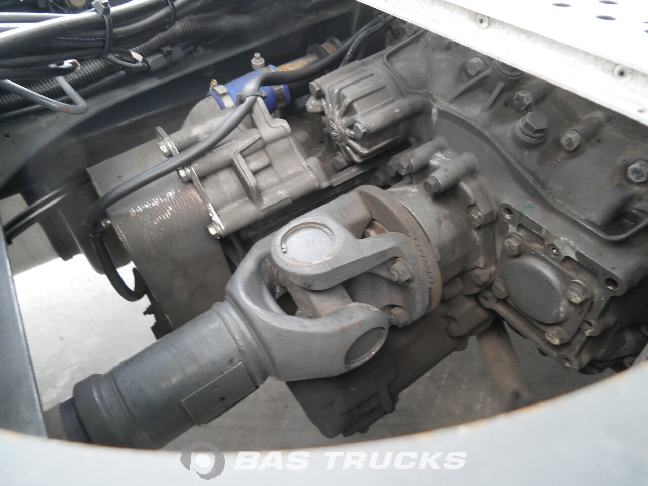 photo of Used Tractorhead DAF XF105.510 SSC 4X2 2012