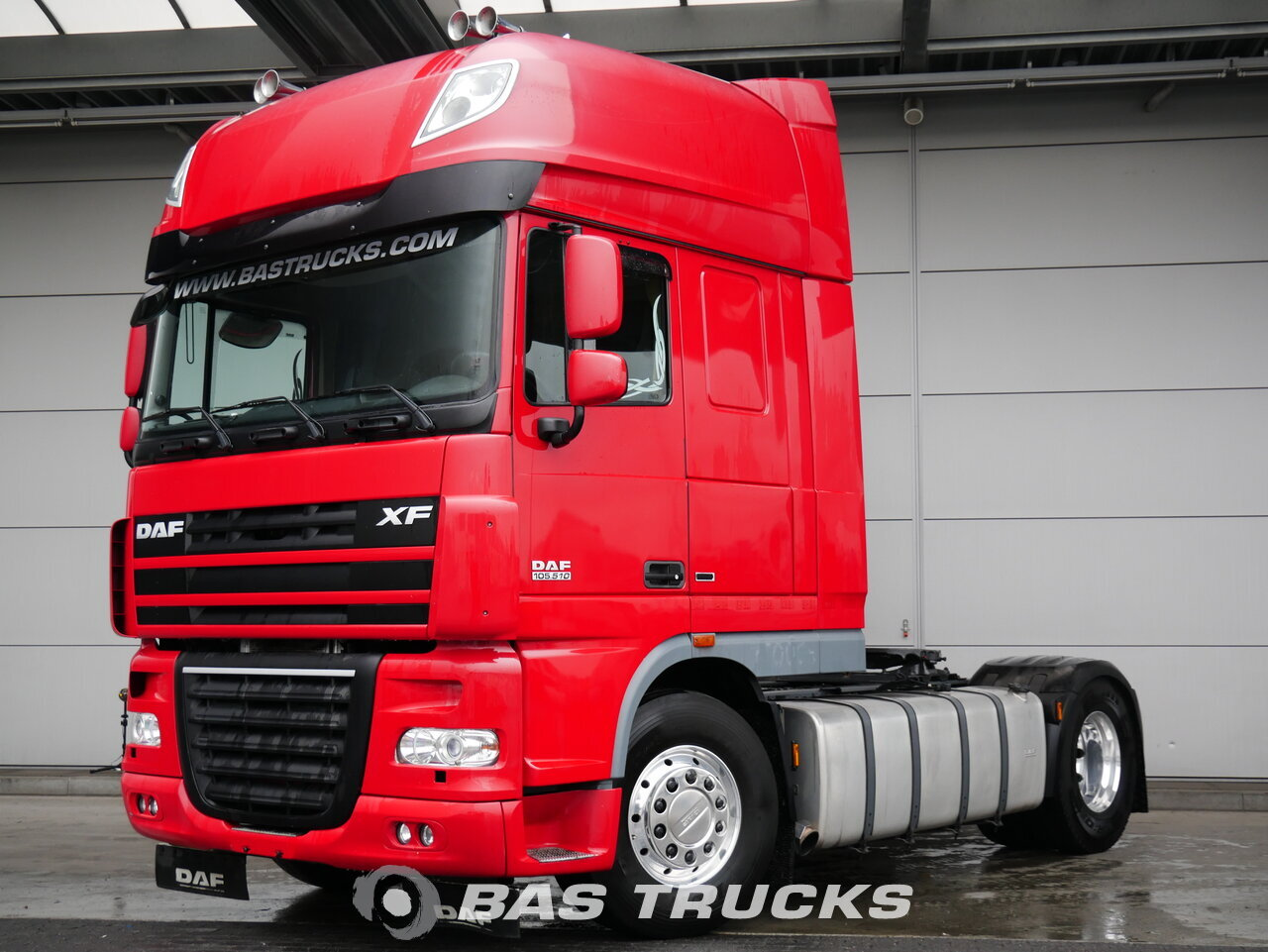 For sale at BAS Trucks: DAF XF105 510 SSC 4X2 06/2013