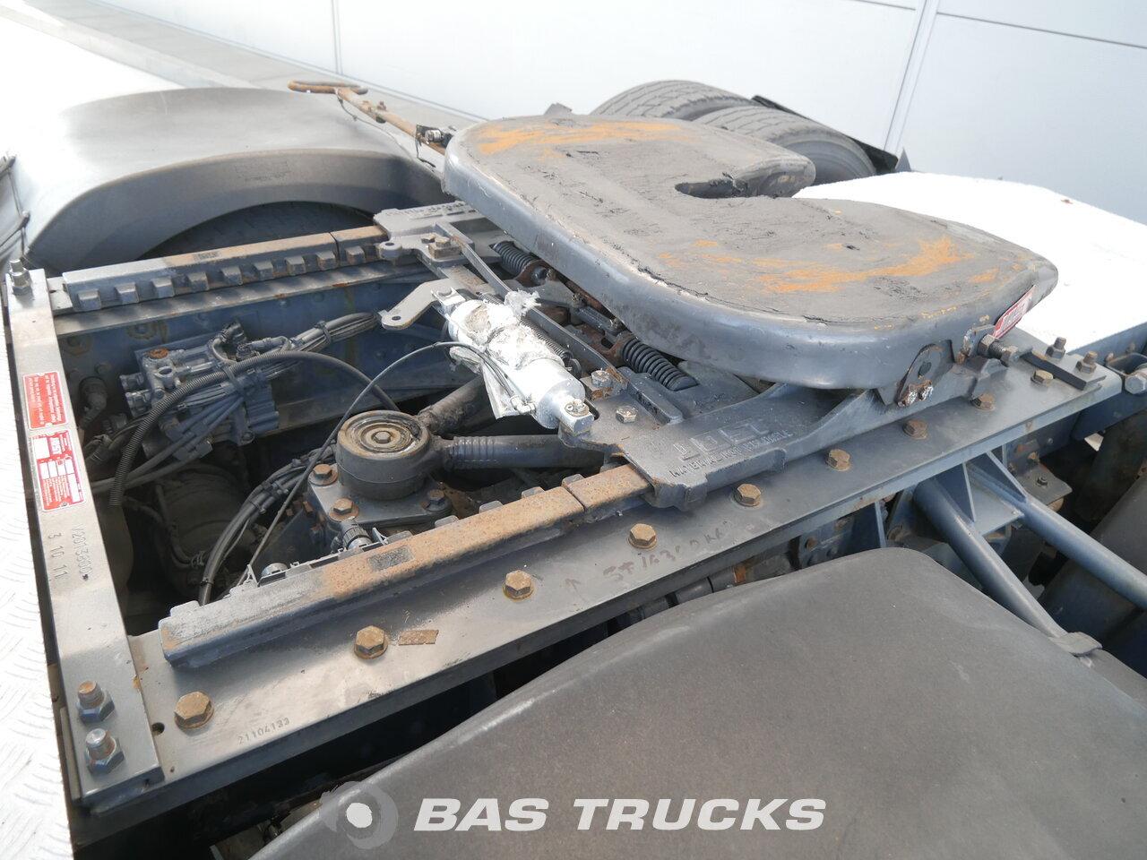 photo of Used Tractorhead DAF XF105.510 SSC 6X2 2011