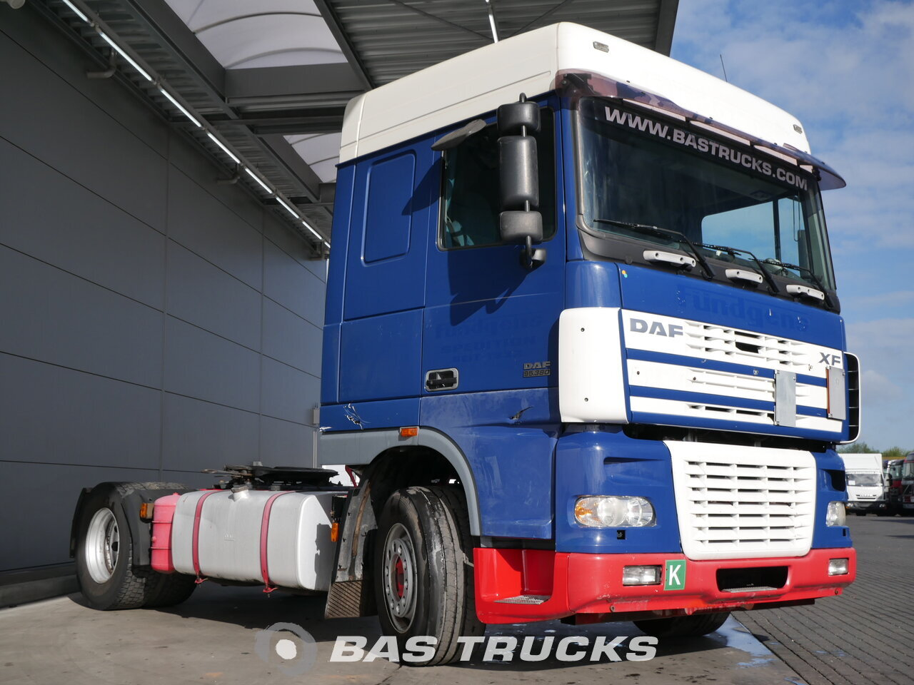 photo of Used Tractorhead DAF XF95.380 4X2 2006