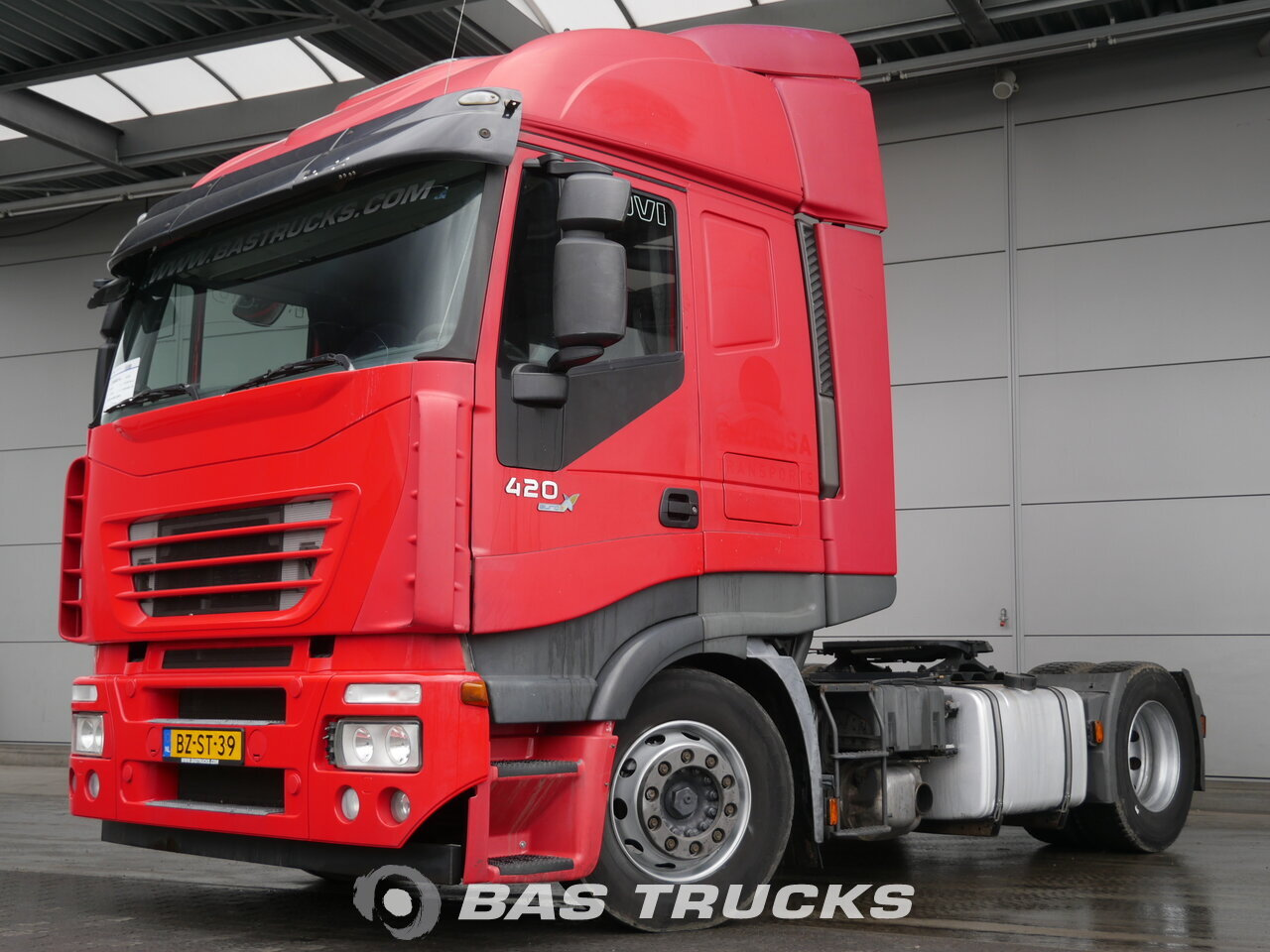 photo of Used Tractorhead IVECO Stralis AS440S42 4X2 2007
