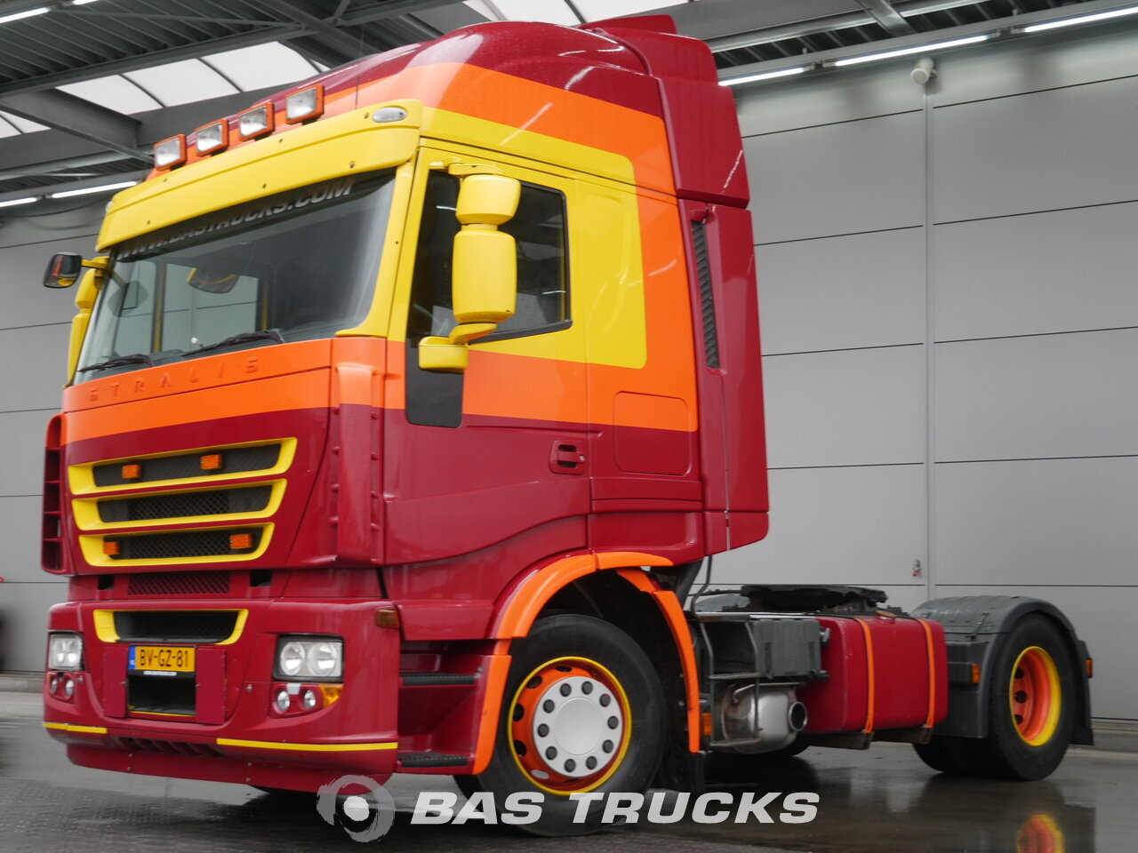 photo of Used Tractorhead IVECO Stralis AS440S42 4X2 2008